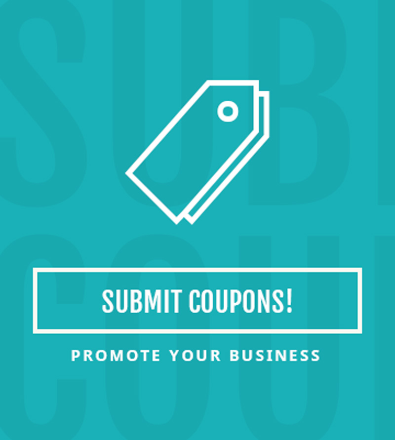 Submit Coupon
